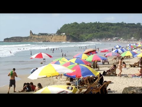 Ecuador's Top Beach: Montanita Beach