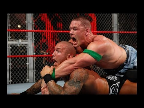 Major WWE BACKSTAGE NEWS On John Cena vs. Randy Orton Hell In A Cell Match