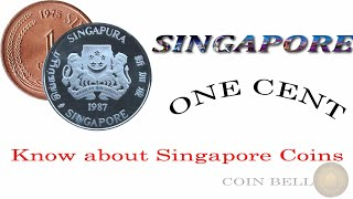 Singapore 1 Cent. Know about it!