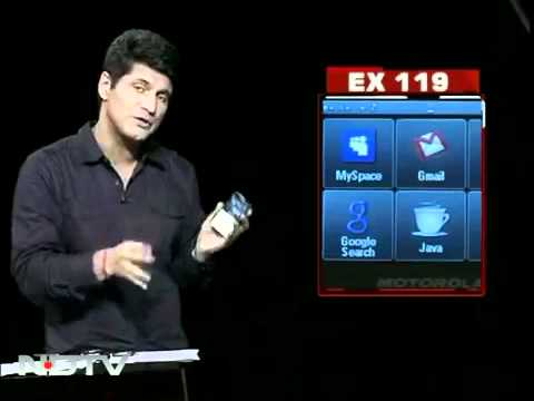 Motorola EX119  EX 212  EX 109