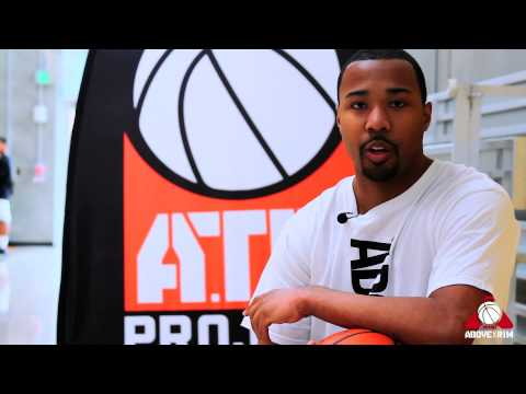 Above the Rim - ATR Project - Interview with Tavio Hobson