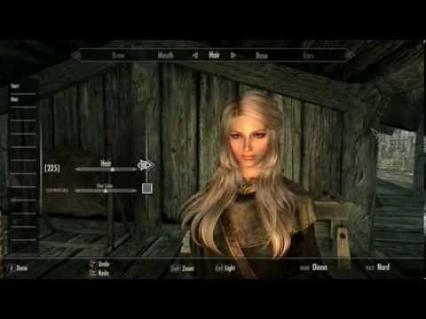 Skyrim Mod: SG Hair Pack Review