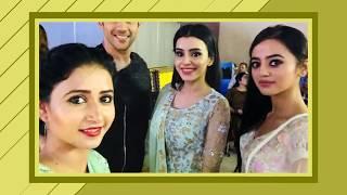 Bewithbeti 2018 Helly Shah, Sana Amin Sheikh, Ankita Sharma and Abhishek Bajaj