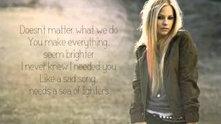 Watch Avril Lavigne Falling Fast video