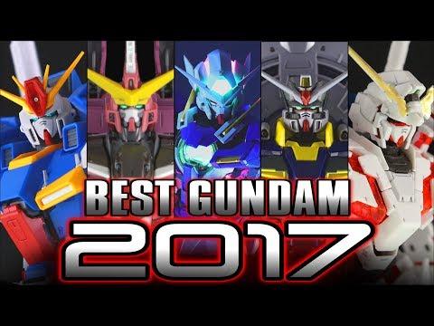 BEST GUNDAM KITS OF 2017 - Mecha Gaikotsu