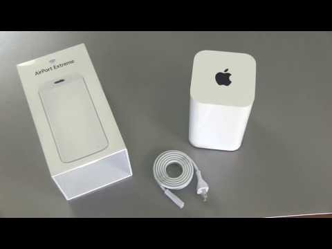 First Look- Apple Airport Extreme 802.11ac & Packaging Fail