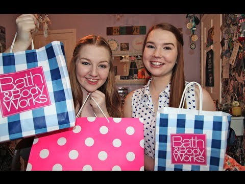 Mall Haul with Lindsey! (Part 1) H&M, VS, B&BW, & Charlotte Russe