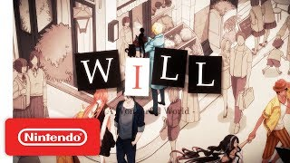 WILL: A Wonderful World - Launch Trailer - Nintendo Switch