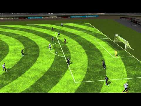 FIFA 14 Android - Muqti Club VS Inter