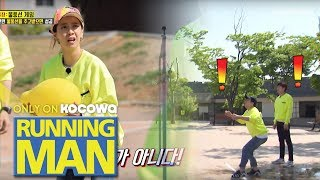 Song Ji Hyo is the King of Destruction!!! [Running Man Ep 452]