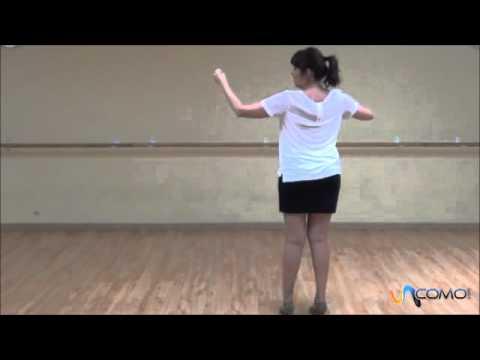 Aprende a bailar jive - Muy divertido!!