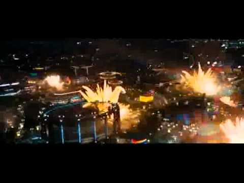The Avengers (2012) marvel's movie trailer- all action