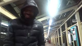 Unknown - Tunnel Vision Freestyle (Official Music Video)