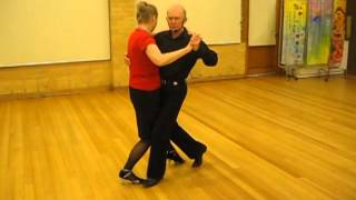 Tango Argentino Sequence Dance Walkthrough