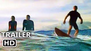 "JURASSIC WORLD 2 ""Mosasaurus Attacks Surfers"" Trailer (NEW 2018) Chris Pratt Movie HD"