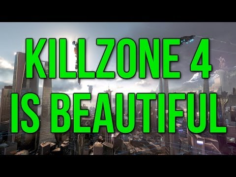 Killzone 4 Is A Beautiful Game - Shadow Fall Review / Impressions (PS4)