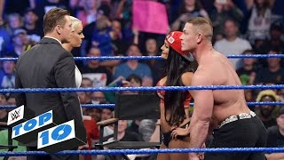 Top 10 SmackDown LIVE moments: WWE Top 10, Mar. 28, 2017