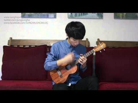 (frozen Ost) Let It Go -- Sungha Jung (ukulele Ver) video