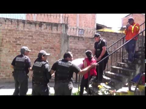 SERENAZGO CAJAMARCA - Captura a Asaltantes/Apoyos/ 02-06-14