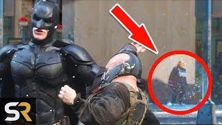 10 Biggest Mistakes In Superhero Movies
