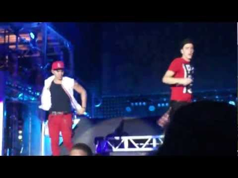 Big Time Rush Windows Down Live Paso Robles Mid State Fair 7-23-12 video