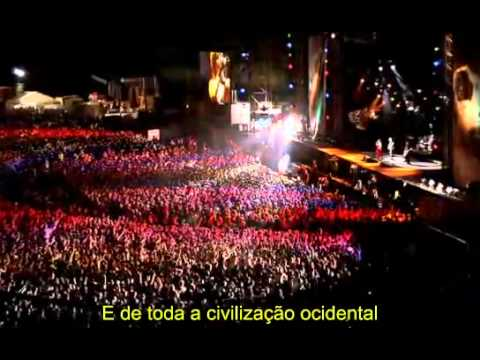Red Hot Chili Peppers-Californication Live At Slane Castle(Legendado Pt-Br)