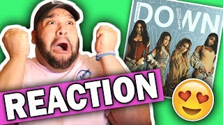 Fifth Harmony Down ft Gucci Mane Audio REACTION