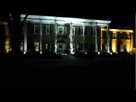 Holidays 2012 #8- Manor House at Wildwood Metropark of Toledo