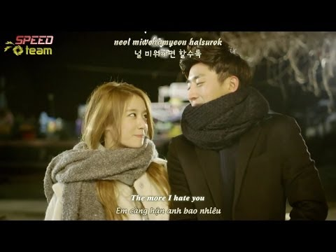 [Vietsub + Engsub + Kara] THE SEEYA & Son Ho-jun - More & More {Starring T-Ara Jiyeon}