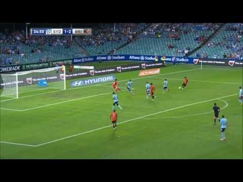 A-League: Tor-Festival mit Broich und Del Piero | Sydney FC - Brisbane Roar 2:5