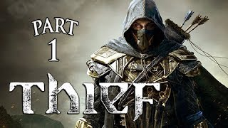 Thief Walkthrough Part 1 - Prologue The Drop ( PS4 XBOX ONE Gameplay Let