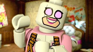 LEGO Marvel Super Heroes 2 - Gwenpool Mission #3 100% Guide - Dude, Where's My Dragon?