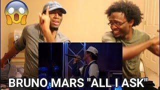 download lagu Bruno Mars Covers Adele's All I Ask In The gratis