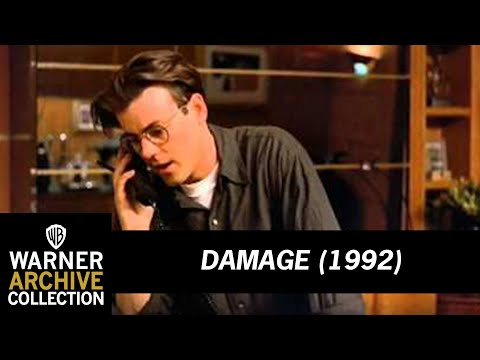 Damage (Original Theatrical Trailer)