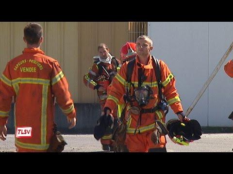 Luçon - Faits-divers : incendie dans un transformateur à Eurial