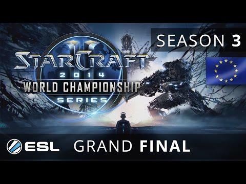 MMA vs. YoDa (TvT) - Grand Final - WCS Europe 2014 Season 3 - StarCraft 2