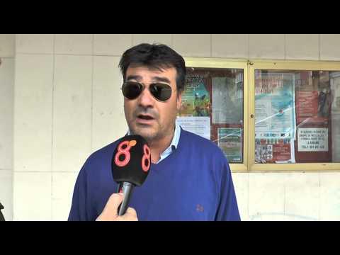 Rafael Escobar en previa Villanovense-Balona (14-11-14)