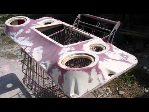 Costruction: Fiber Glass Subwoofer SPL.mp4 Music Videos