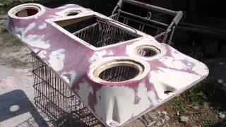 Costruction: Fiber Glass Subwoofer SPL.mp4