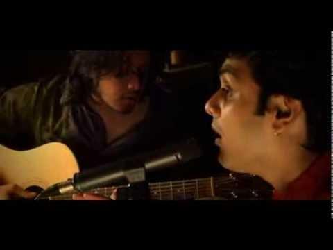 Abhishek Dasgupta feat. Omkar Patil - Aanewala Pal ( Acoustic...