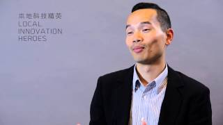 Local Innovation Heroes - Jimmy Tao
