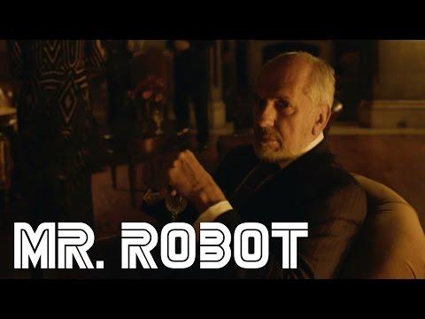 Mr. Robot: 'Watching Rome Burn' Bonus Scene from the Season Finale