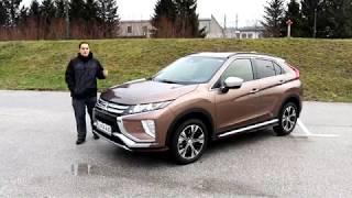 Mitsubishi Eclipse Cross 2018 review