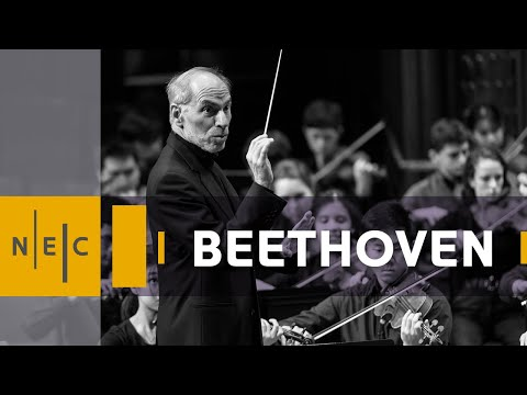 "NEC Symphony--Beethoven: Symphony No.3 ""Eroica"""