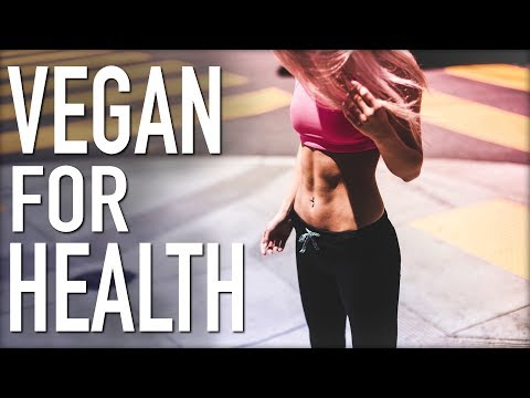 Go Vegan for Health | Vegan Health and Weight Loss
