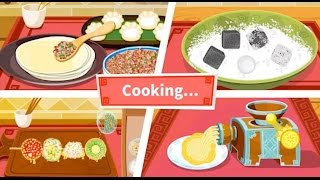 Chinese Recipes Asian cuisine Panda games Babybus -Panda Chef