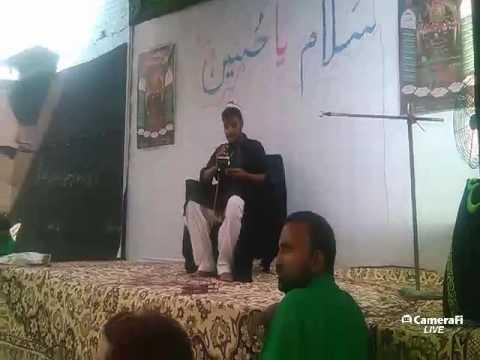 Azadari Channel's LIVE majalis on 12th Moharram | India | 1438 hijri
