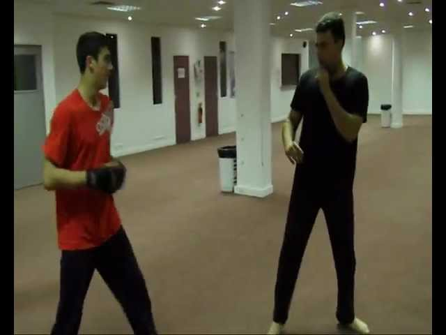 My own personal training JKD Sparring & Urban Combat Street Self Defense Tactics