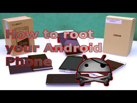 How to root most Android Phones in 5 Minutes - Root Genius Universal Root [HD]