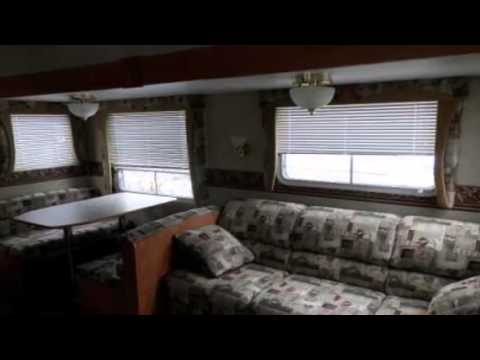 2005 Jayco Jay Flight 27.5BHS 5th Wheel in Wabeno, WI